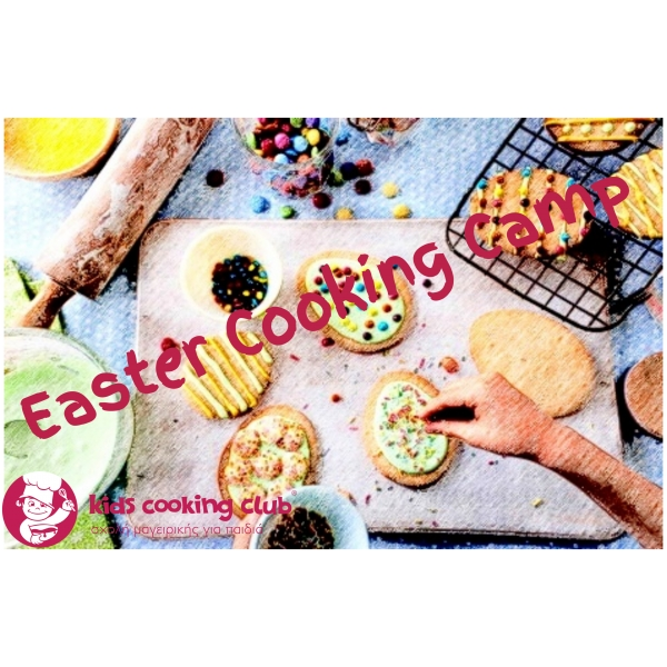 Easter Cooking Camp 2019