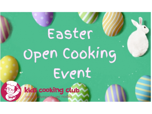 Easter Open Cooking Event @ Kids Cooking Club