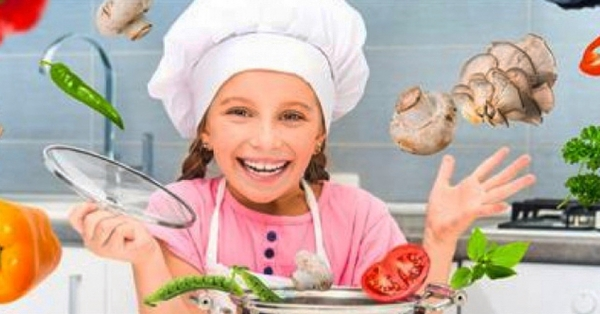 Summer Cooking Camp 2020!